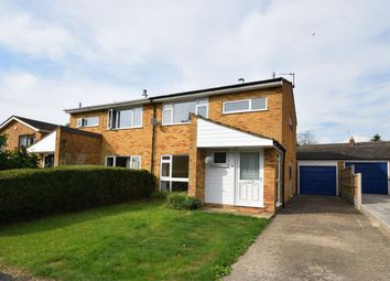 Thumbnail 3 bed semi-detached house for sale in Penley Close, Chinnor