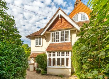 Thumbnail 4 bed semi-detached house for sale in London Road, Sunningdale, Ascot, Berkshire