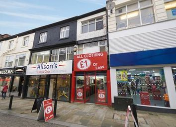 Thumbnail Retail premises for sale in 12, Market Street, Bolton