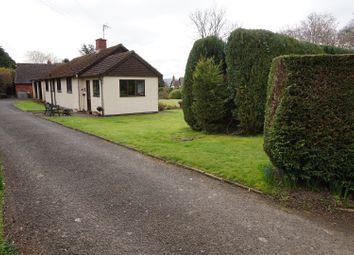 Thumbnail 3 bed detached bungalow for sale in Aston Munslow, Craven Arms