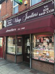 Thumbnail Retail premises for sale in Church Hill Road, East Barnet, Herts