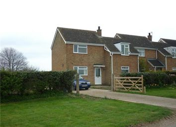 Thumbnail 3 bedroom semi-detached house to rent in Felmersham Road, Carlton, Bedford