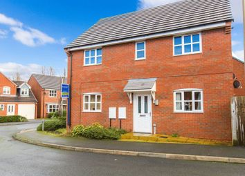 Thumbnail 2 bed flat for sale in Tallies Close, Abram, Wigan