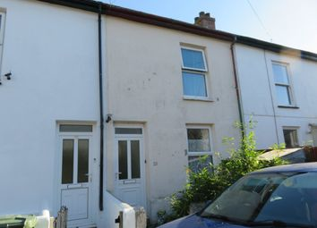 Thumbnail 2 bed terraced house to rent in Taroveor Terrace, Penzance