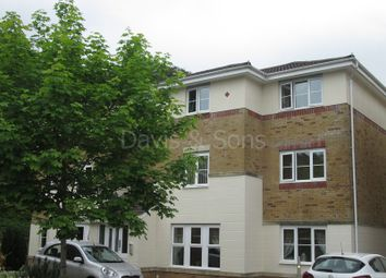 Thumbnail 2 bedroom flat for sale in Coed Celynen Drive, Abercarn, Newport.