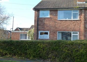 Thumbnail 4 bedroom semi-detached house to rent in Hurley Close, Leamington Spa, Warwickshire