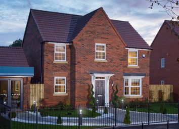 "Thumbnail 4 bedroom detached house for sale in ""Mitchell"" at Sandbeck Lane, Wetherby"