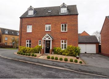 4 bed detached house for sale in Hastings Meadow Close, Kirby Muxloe LE9