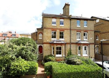 Thumbnail 7 bed semi-detached house for sale in Homefield Road, Wimbledon Village