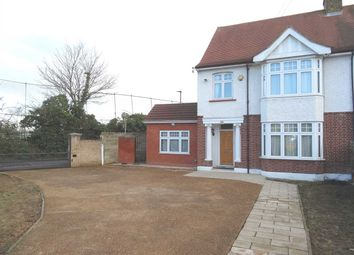 Thumbnail 5 bed semi-detached house for sale in Jersey Road, Osterley, Isleworth