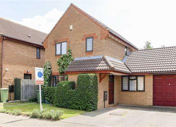 Thumbnail 3 bedroom link-detached house for sale in Longhedge, Caldecotte, Milton Keynes, Bucks