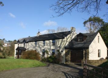 Thumbnail 5 bedroom farmhouse for sale in Pill Road, Hook, Haverfordwest