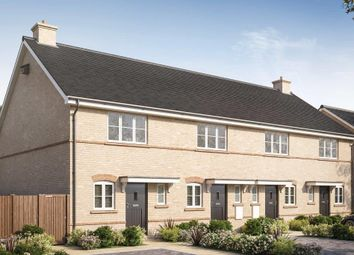 Thumbnail 2 bed terraced house for sale in Wickfields, Barn Road, Longwick, Princes Risborough