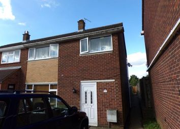 Thumbnail 3 bed end terrace house for sale in Buckfast Avenue, Bletchley, Milton Keynes