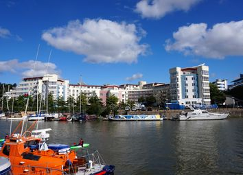 Thumbnail 2 bed flat for sale in The Crescent, Harbourside, Bristol