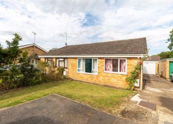 Thumbnail 2 bed semi-detached bungalow for sale in Levishaw Close, Buxton, Norwich