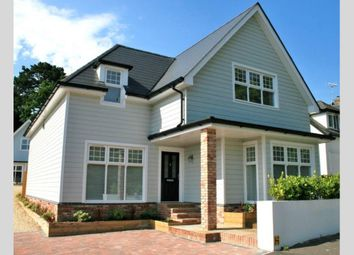 Thumbnail 4 bed detached house for sale in Lilliput Road, Canford Cliffs, Poole