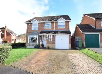 Thumbnail 4 bedroom detached house for sale in Dunford Place, Binfield, Bracknell, Berkshire