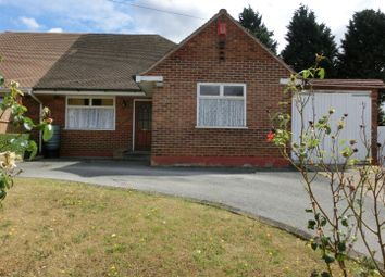 Thumbnail 3 bed semi-detached bungalow for sale in Bellevue Road, Birmingham