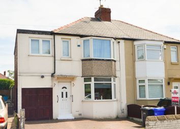 Thumbnail 4 bed semi-detached house for sale in Gleadless Common, Gleadless, Sheffield