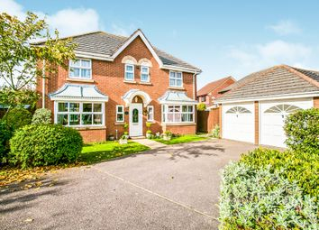 Thumbnail 4 bedroom detached house for sale in Witchford Road, Ely