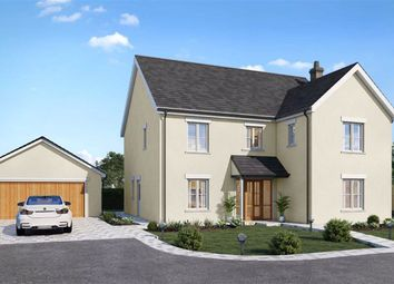 Thumbnail 4 bed detached house for sale in The Fallows, Devauden, Near Chepstow, Monmouthshire