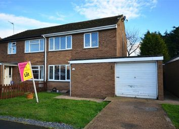 Thumbnail 3 bed semi-detached house to rent in Grange Road, Camblesforth, Selby