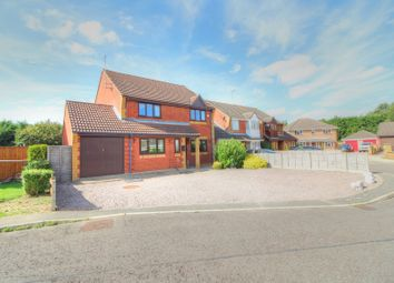 Thumbnail 4 bed detached house for sale in Orchard Drive, West Walton, Wisbech