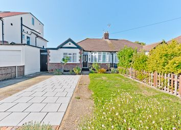 Thumbnail 2 bed semi-detached bungalow for sale in Riverview Road, Ewell