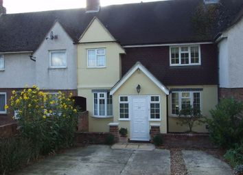 Thumbnail 3 bed terraced house to rent in Seymour Court Road, Marlow, Buckinghamshire
