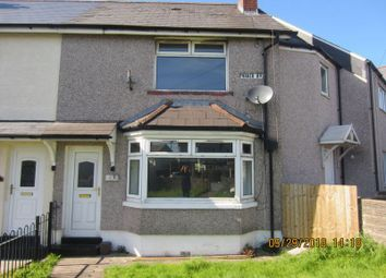 Thumbnail 2 bedroom terraced house to rent in Parker Road, Ely, Cardiff