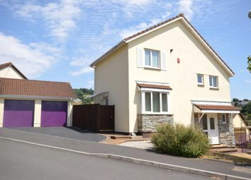 Thumbnail 3 bed detached house for sale in Valley Close, Teignmouth, Devon