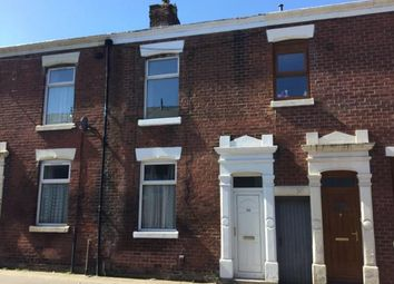 Thumbnail 2 bed terraced house for sale in Plungington Road, Preston, Lancashire