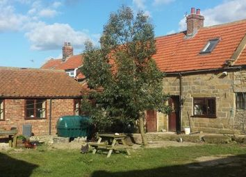 Thumbnail 4 bed semi-detached house for sale in Normanby, Robin Hoods Bay, Whitby, North Yorkshire