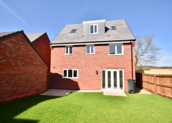 Thumbnail 5 bed detached house for sale in Pineham North, Cross Valley Link Road, Northampton