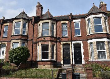 Thumbnail 1 bed flat for sale in Pinhoe Road, Close To City Centre, Exeter