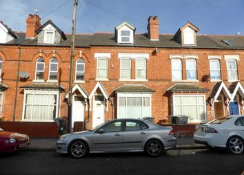 Thumbnail 4 bedroom terraced house to rent in Willows Crescent, Balsall Heath, Birmingham