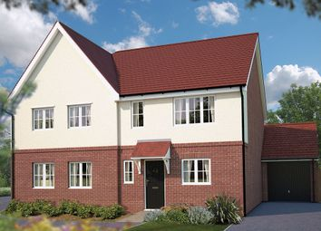 "Thumbnail 3 bed terraced house for sale in ""The Petworth"" at Fulbeck Avenue, Worthing"