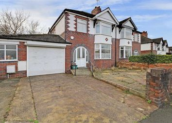 Thumbnail 3 bedroom semi-detached house for sale in Grove Road, Mount Pleasant, Stoke-On-Trent