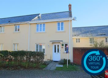 3 bed end terrace house for sale in Edwards Court, Kings Heath, Exeter EX2