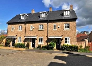 Thumbnail 3 bed end terrace house to rent in Palmerston Way, Stotfold, Hitchin