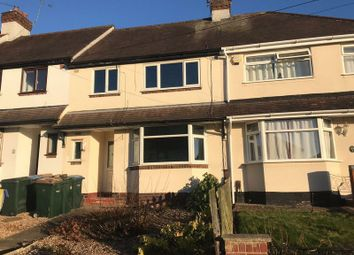 Thumbnail 3 bed terraced house for sale in Farm Close, Holbrooks, Coventry