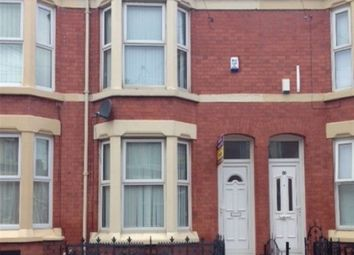 Thumbnail 4 bed property to rent in Adelaide Road, Liverpool, Merseyside