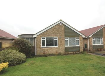 Thumbnail 3 bed detached bungalow for sale in Wordsworth Drive, Langney, Eastbourne