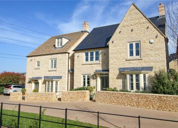 Thumbnail 4 bed detached house for sale in Gardner Way, Cirencester