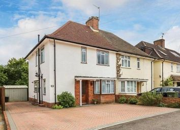 Thumbnail 4 bed semi-detached house to rent in Weston Road, Guildford, Surrey