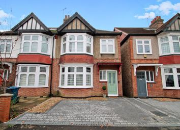 Thumbnail 3 bed semi-detached house for sale in Chandos Road, Harrow