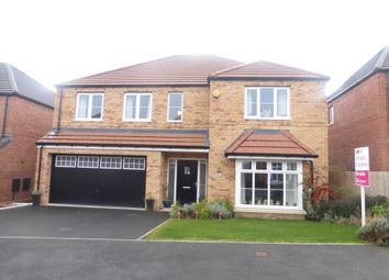 Thumbnail 5 bedroom detached house for sale in Cygnet Drive, Mexborough