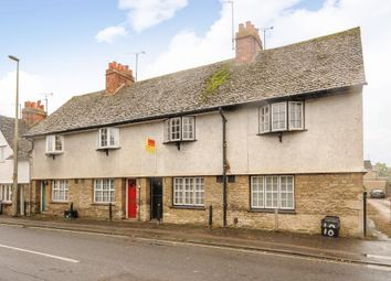 Thumbnail 3 bed cottage to rent in Mill Street, Witney