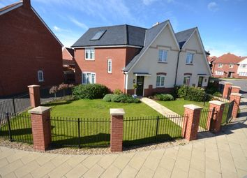 Thumbnail 3 bed semi-detached house for sale in Timken Way North, Duston, Northampton